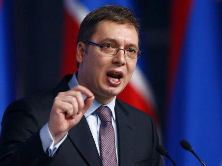 Vucic: Serbia ar cumpara 10% din orice centrala nucleara din regiune