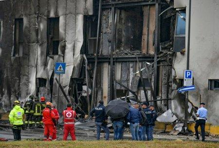 Ce au aflat imediat anchetatorii italieni in cazul avionului prabusit al miliardarului Dan Petrescu
