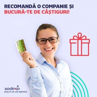 (P) Recomanda si castiga cu <span style='background:#EDF514'>GUSTO</span> Pass de la Sodexo