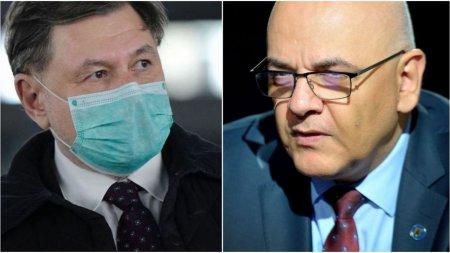 Raed Arafat ii raspunde lui Alexandru <span style='background:#EDF514'>RAFILA</span>: Merg in Parlament, dar iau si manualul de medicina de dezastre cu mine!