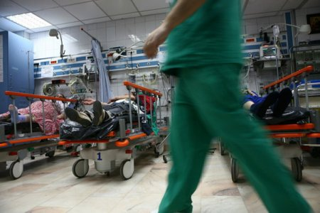 Criza la spital: Institutul Clinic Fundeni nu are apa calda si caldura