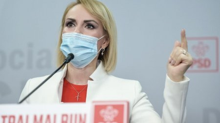 Gabriela Firea: Posibil sa salveze 100 de vieti, omorand sigur 1.000! Anulati ordinul criminal!