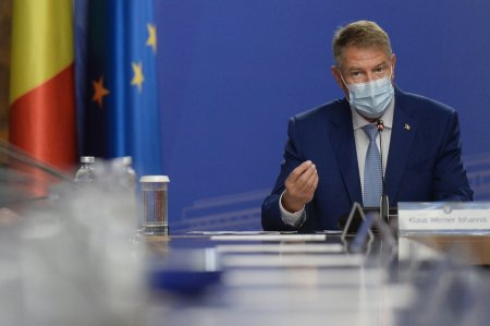 Klaus Iohannis vrea masuri concrete de la UE dupa cresterea preturilor la energie: Voi solicita o interventie coordonata