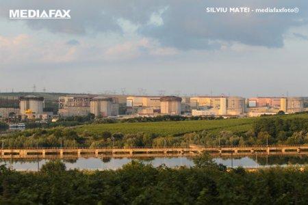 25 de ani de functionare a Centralei Nucleare de la <span style='background:#EDF514'>CERNAVODA</span>. Iohannis: Un bec din cinci este aprins cu energie nucleara