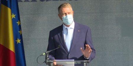Klaus Iohannis anunta consultari cu partidele luni: Acest guvern a cazut victima unor orgolii politicianiste