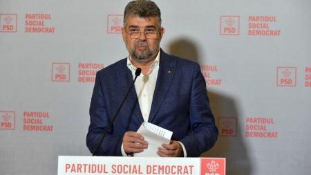 Marcel Ciolacu: Citu a mai fost la pu<span style='background:#EDF514'>SCARI</span>e pentru betie! Trebuie sa se intoarca acolo!