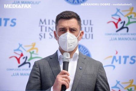 Ministrul Eduard Novak: Sportul romanesc nu stie sa lucreze strategic. Cum sa ne asteptam la rezultate?