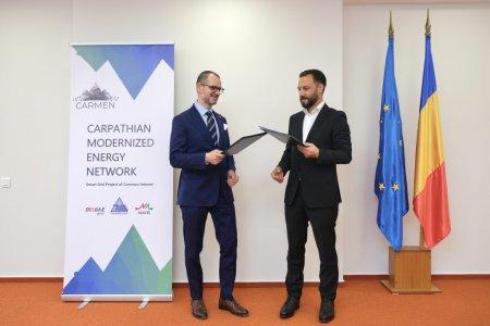 Investitie de 150 milioane euro in modernizarea sistemului energetic
