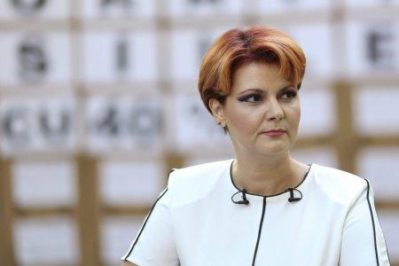 Lovitura fara precedent pentru Lia Olguta Vasilescu. Se aude zanganit de catuse