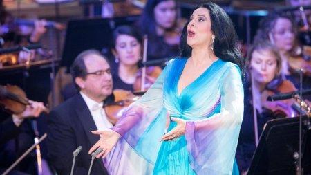 Soprana Angela Gheorghiu, declaratii controversate despre mari artisti romani