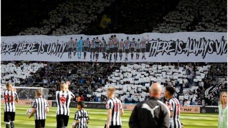 Afacerea anului in Premier League: Arabia Saudita a cumparat clubul de fotbal englez Newcastle United
