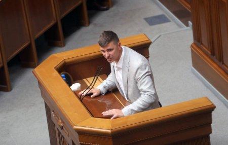 Un parlamentar ucrainean, implicat intr-un caz de coruptie, a murit in timp ce se afla intr-un taxi