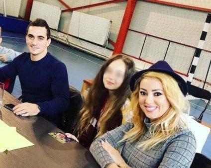 Fiica lui Marian Dragulescu a fost operata pentru a sasea oara: I-au fost inlaturate toate organele urechii interne