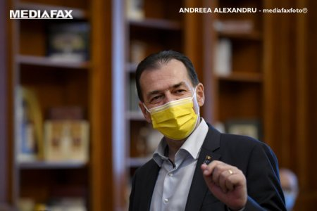 Ludovic Orban, dupa ce PNL l-a propus premier tot pe Citu: