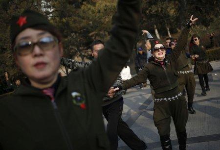 Cazul zgomotos al bunicutelor dansatoare, problema greu de rezolvat a oraselor din China