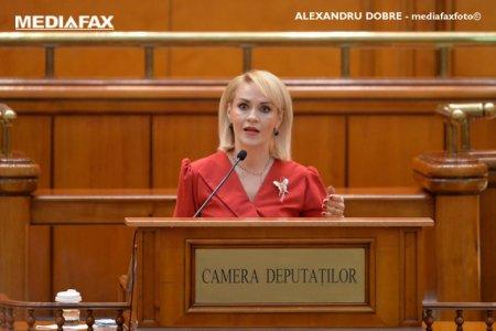 Gabriela <span style='background:#EDF514'>FIREA</span>: Citu conditioneaza plafonarea preturilor la energie de revenirea in fruntea Guvernului