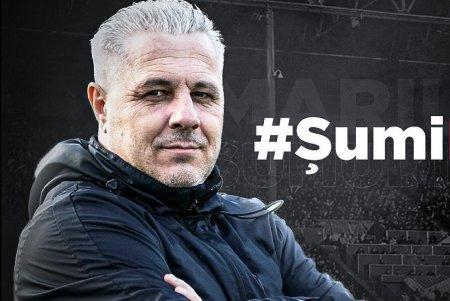 Marius Șumudica s-a intors pe banca tehnica! Cu ce echipa a semnat antrenorul roman