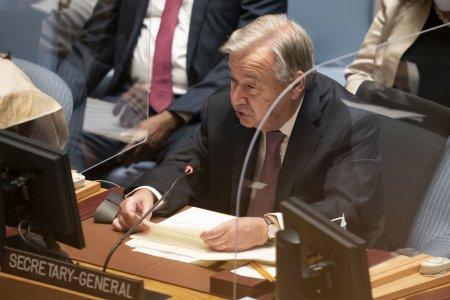 Secretarul general al ONU, despre distributia i<span style='background:#EDF514'>NECHITA</span>bila a vaccinurilor anti-COVID: O chestiune imorala si stupida