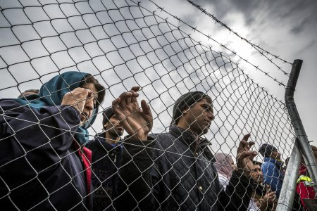 Ancheta jurnalistica. Romania si alte doua tari resping migranti la granita in mod ilegal si violent