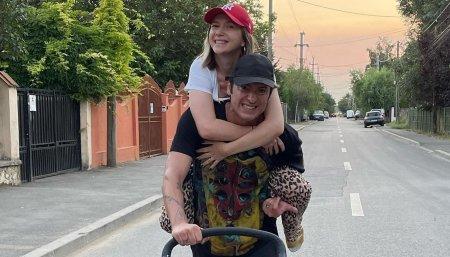 Adela Popescu a implinit 35 de ani. Ce mesaj i-a transmis sotul ei, <span style='background:#EDF514'>RADU VALCAN</span>. Mi-a fost greu