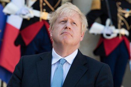Boris Johnson isi asuma o viziune optimista asupra <span style='background:#EDF514'>BREXIT</span>ului
