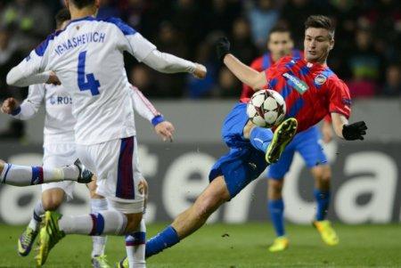 UTA a adus in probe un atacant cu gol in grupele Ligii Campionilor!