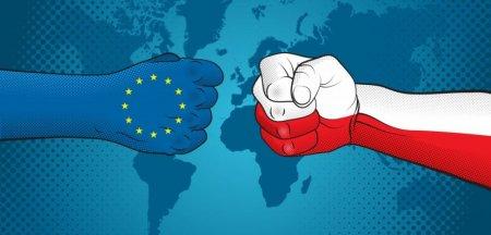 Franta denunta punerea in discutie a primatului dreptului european de catre Polonia drept un atac impotriva UE