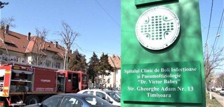Arafat, despre cererea Spitalului din Timisoara: Nicaieri in lume nu exista sa pazesti o cladire cu o masina de pompieri