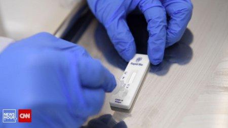 Testele rapide depisteaza doar 50% dintre cazurile COVID