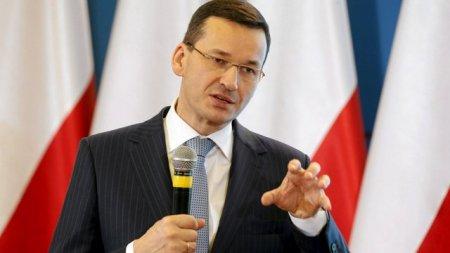 Tensiuni Polonia - UE. Va iesi tara din Uniunea Europeana? Premierul Mateusz Morawiecki neaga acest scenariu
