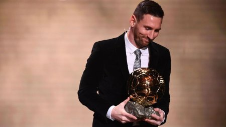 France Football anunta nominalizarile pentru Ballon d'Or: cine sunt primii 5 fotbalisti de pe lista