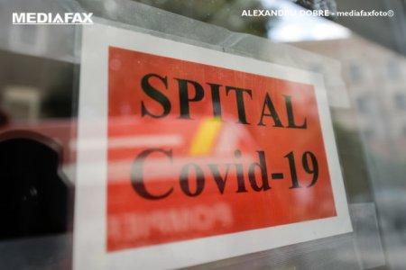 Pacienti cu Covid transferati de la Bucuresti la <span style='background:#EDF514'>TARGU MURES</span> cu un avion militar