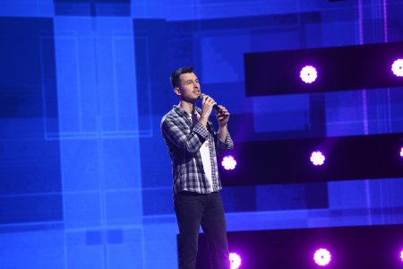 X Factor 2021, 8 octombrie. Florin Iordache, fostul membru al trupei Krypton, a cantat Man In The Mirror: Esti o surpriza