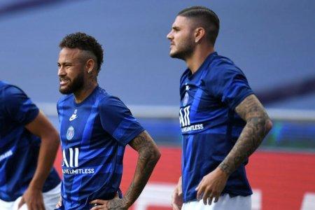 Mauro Icardi, ironizat de Neymar pentru outiftul de la Saptamana Modei: Asa ai mers? Serios?