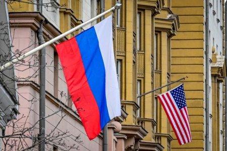 Rusia acuza trei angajati ai ambasadei SUA de furt si solicita ridicarea imunitatii acestora
