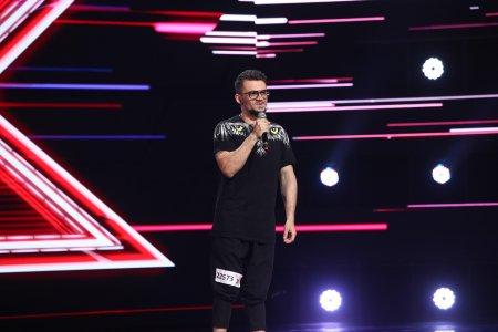 X Factor 2021, 8 octombrie. Edson D'Alessandro i-a emotionat pe juratii cu interpretarea melodiei Hallelujah, dar si cu povestea