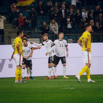 Germania - Romania 2-1. Am visat 80 de minute la un rezultat mare