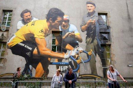 Cel mai mare ciclist din istoria Frantei, Bernard Hinault, interviu pentru Libertatea: Nu incetati sa va miscati! Nu exista varsta pentru a incepe sportul!