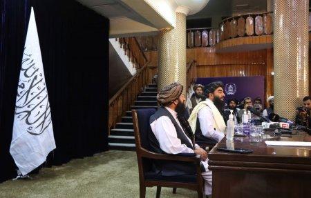 Americanii au astazi prima intalnire cu talibanii de dupa retragerea din Afganistan