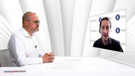 AZI, ora 21.00, InSecuritate, cu Bogdan Nicolae, pe Aleph News & Mediafax.ro. Invitat Dan Cimpean, director interimar al Directoratului National de Securitate Cibernetica