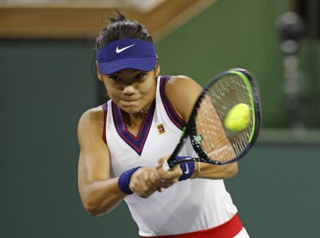 Emma Raducanu, explicatii dupa esecul de la Indian Wells: Inca sunt noua in circuit. Nu am pus presiune pe mine