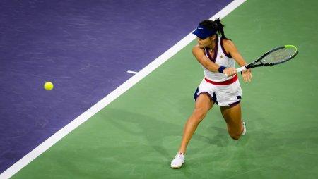 Emma Raducanu a ratat calificarea in turul 3 la Indian Wells, unde ar fi intalnit-o pe Simona Halep
