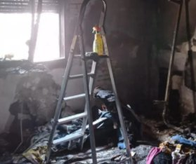 O romanca a vrut sa incendieze casa unei colege de munca, insa a gresit adresa, in Spania. Trei persoane au fost ranite
