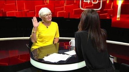 Monica Tatoiu, urmatoarea invitata la 40 de intrebari cu <span style='background:#EDF514'>DENISE RIFAI</span>. De ce va plac barbatii cu bani?