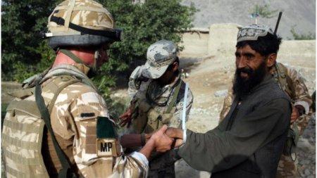 Talibanii, fata-n fata cu americanii, pentru prima data de la retragerea trupelor din <span style='background:#EDF514'>AFGANISTA</span>n