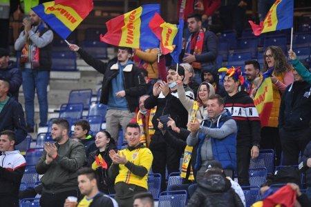 Interes major pentru Romania - Armenia » Cate bilete mai sunt disponibile in Ghencea