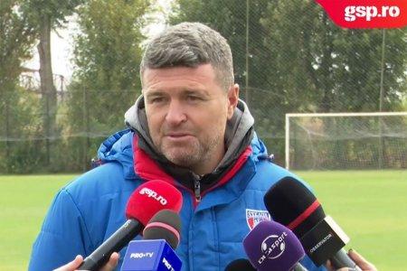 CSA Steaua, victorioasa in amicalul cu FC Voluntari » Ce spune Daniel <span style='background:#EDF514'>OPRITA</span> despre jucatorul adus in probe
