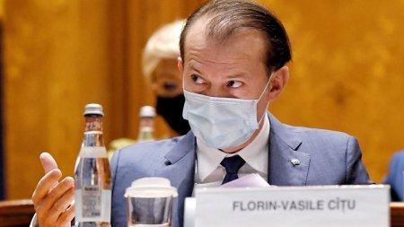 Florin Citu, apel la medicii detasati: Inteleg ca este un sacrificiu, dar nu o faceti pentru mine, nici pentru ministru