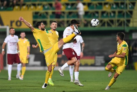 Rapid continua seria slaba si in amicale » Infrangere cu o rivala din Liga 1