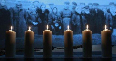 9 octombrie: Este marcata, la nivel national, Ziua Holocaustului, instituita prin <span style='background:#EDF514'>HOTARARE DE GUVERN</span>